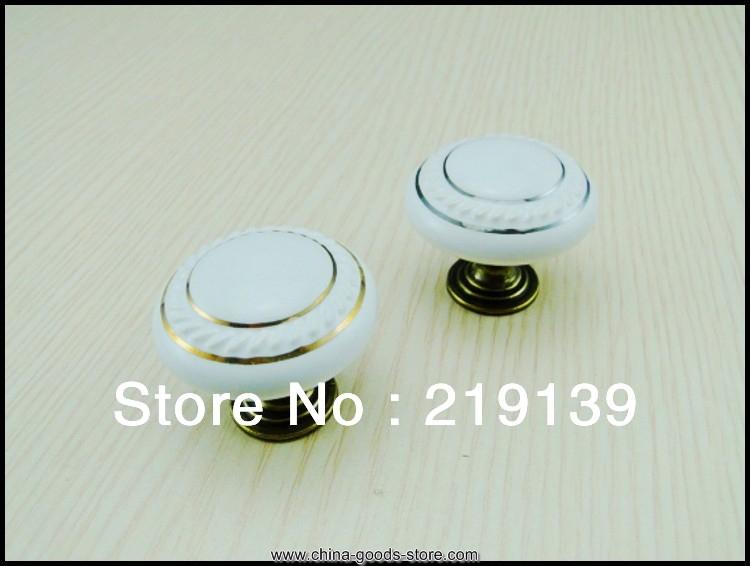 ceramic bedroom furniture kitchen door cabinet pulls drawer porcelain white knobs handles bedroom furniture pulls