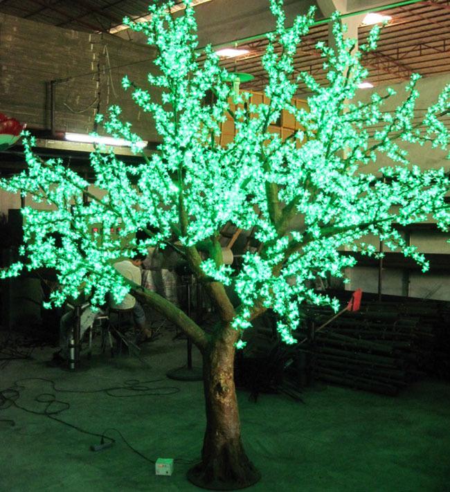 xmas lights led festival light string led christmas 3 meters 3458 leds high artificial cherry ...